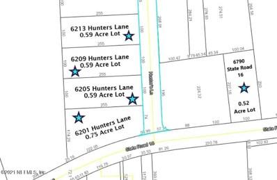 6201 Hunters Ln, St Augustine, FL 32092 - #: 1096865