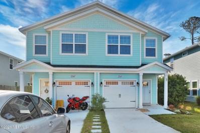 2245 Pine Pl, Neptune Beach, FL 32266 - #: 1096889