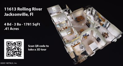 11613 Rolling River Blvd, Jacksonville, FL 32219 - #: 1097814