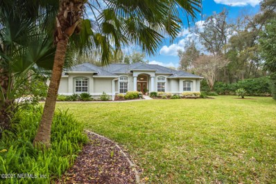 St Augustine, FL home for sale located at 4149 Creekbluff Dr, St Augustine, FL 32086