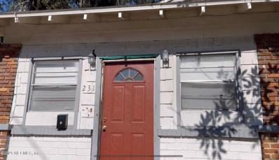 231 E 18TH St, Jacksonville, FL 32206 - #: 1100259