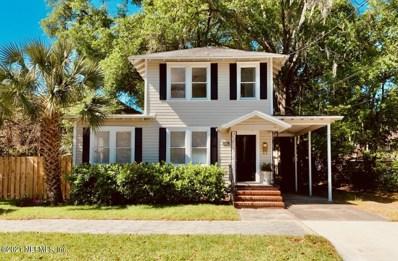 1418 Donald St, Jacksonville, FL 32205 - #: 1102924