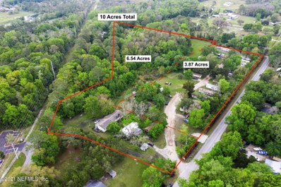 St Augustine, FL home for sale located at 2510 Deer Run & Four Mile Rd, St Augustine, FL 32084