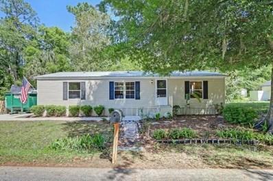 780 N St Johns St, St Augustine, FL 32084 - #: 1103668