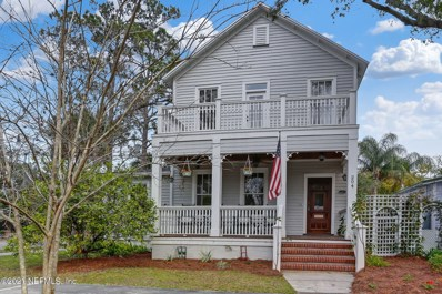 204 S 6TH St, Fernandina Beach, FL 32034 - #: 1103938