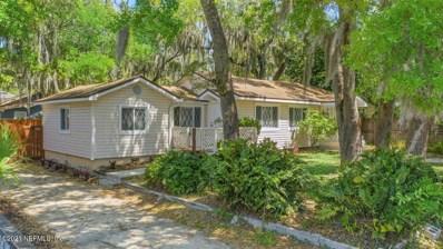 20 Macaris St, St Augustine, FL 32084 - #: 1104015