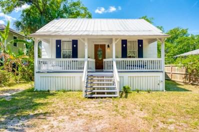 St Augustine, FL home for sale located at 62 Weeden St, St Augustine, FL 32084