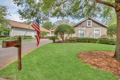 5012 Clayton Ct, St Augustine, FL 32092 - #: 1104245