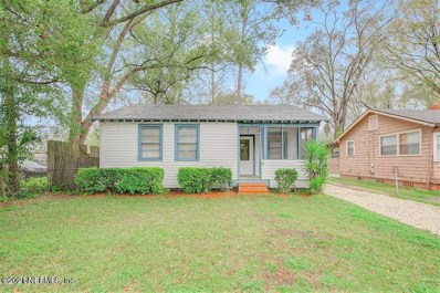 Jacksonville, FL home for sale located at 4833 Kingsbury St, Jacksonville, FL 32205
