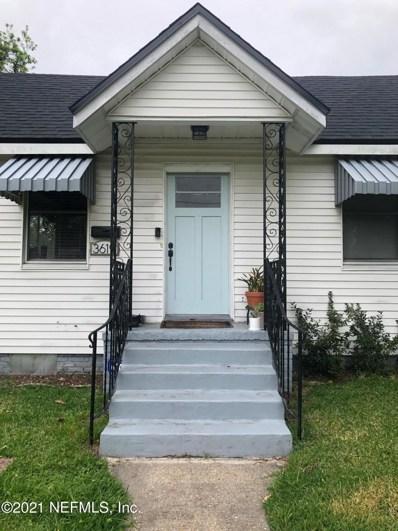 3619 Myra St, Jacksonville, FL 32205 - #: 1105277