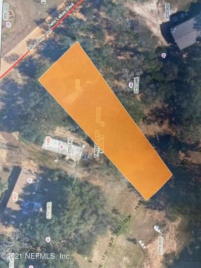 Interlachen, FL home for sale located at 1603 Twin Lakes Blvd, Interlachen, FL 32148