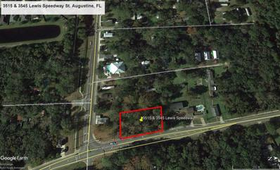St Augustine, FL home for sale located at 3545 Lewis Speedway, St Augustine, FL 32084