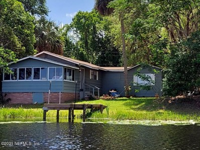 Crescent City, FL home for sale located at 658 Georgetown Denver Rd, Crescent City, FL 32112