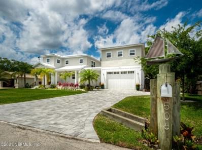 506 Twentieth St, St Augustine, FL 32084 - #: 1107807