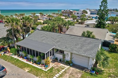 Flagler Beach, FL home for sale located at 111 S 5TH St, Flagler Beach, FL 32136