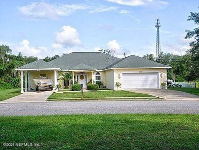 Welaka, FL home for sale located at 218 Oak Ridge Dr, Welaka, FL 32193