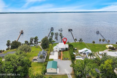 St Augustine, FL home for sale located at 841 County Road 13 S, St Augustine, FL 32092