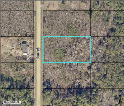 Hastings, FL home for sale located at 10640 Dillon Ave, Hastings, FL 32145