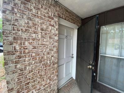 851 Bert Rd UNIT 15, Jacksonville, FL 32211 - #: 1109504