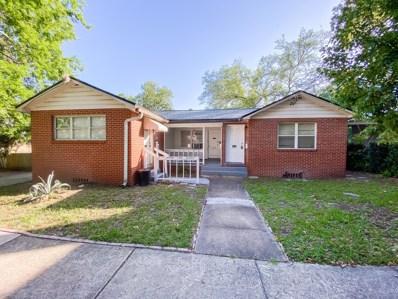 1266 Donald St, Jacksonville, FL 32205 - #: 1110213