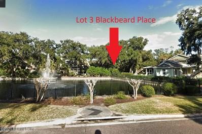 Fernandina Beach, FL home for sale located at  Lot 3 Blackbeard Pl, Fernandina Beach, FL 32034