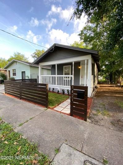 1421 Grothe St, Jacksonville, FL 32209 - #: 1110989