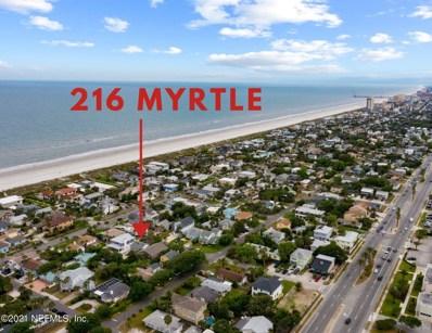 Neptune Beach, FL home for sale located at 216 Myrtle St, Neptune Beach, FL 32266