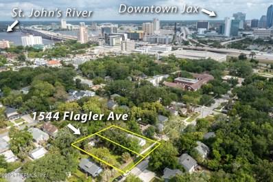 1544 Flagler Ave, Jacksonville, FL 32207 - #: 1112528