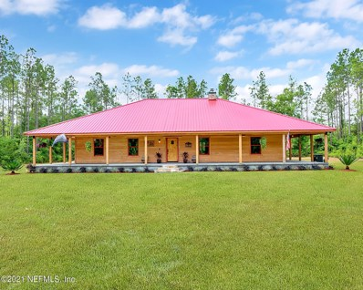 Glen St. Mary, FL home for sale located at 10504 Creek Rd, Glen St. Mary, FL 32040