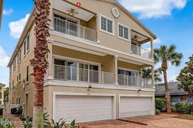 137 3RD Ave S UNIT D-R, Jacksonville Beach, FL 32250 - #: 1114341