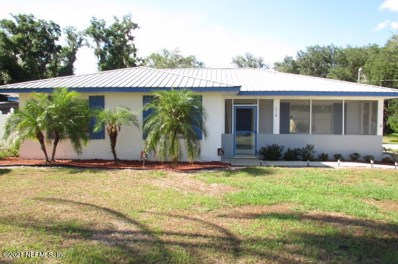 Crescent City, FL home for sale located at 114 Pique Rd, Crescent City, FL 32112