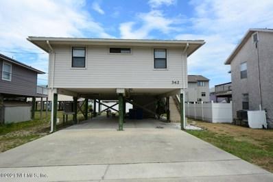 342 N Fletcher Ave, Fernandina Beach, FL 32034 - #: 1115101