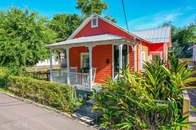 92 De Haven St, St Augustine, FL 32084 - #: 1115211