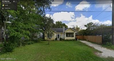 933 Talbot Ave, Jacksonville, FL 32205 - #: 1115329