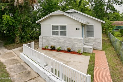 Jacksonville, FL home for sale located at 917 Carrie St, Jacksonville, FL 32209