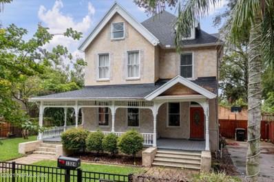 1324 Hubbard St, Jacksonville, FL 32206 - #: 1116533