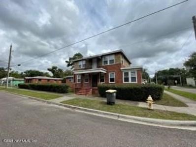 1805 W 12TH St, Jacksonville, FL 32209 - #: 1117390