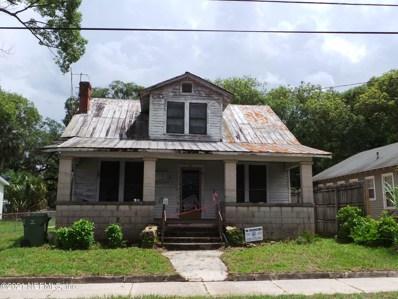 11 Everett St, St Augustine, FL 32084 - #: 1117753