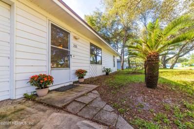 225 Cornell Rd, St Augustine, FL 32086 - #: 1119974