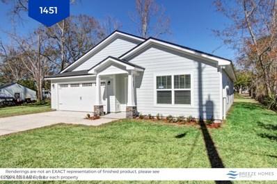 4446 Twin Hills Way, Jacksonville, FL 32210 - #: 1120059