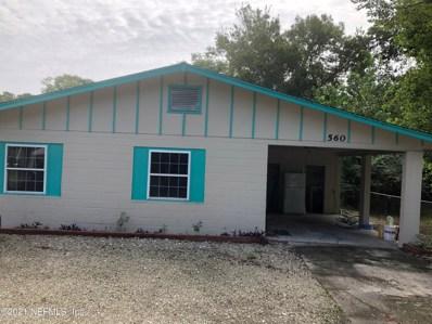 560 Aiken St, St Augustine, FL 32084 - #: 1120308