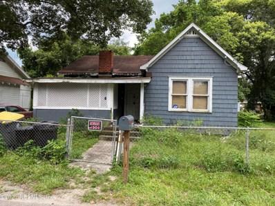 606 E 60TH St, Jacksonville, FL 32208 - #: 1121370