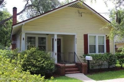 3962 Herschel St, Jacksonville, FL 32205 - #: 1121435