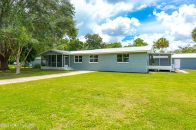 Satsuma, FL home for sale located at 103 Bass Ave, Satsuma, FL 32189