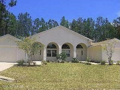 Palm Coast, FL home for sale located at 14 Bunker Knolls Ln, Palm Coast, FL 32137