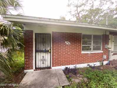 7216 Rutledge Pearson Dr, Jacksonville, FL 32209 - #: 1121587