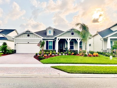 Ponte Vedra, FL home for sale located at 724 Crosswater Lake Dr, Ponte Vedra, FL 32081