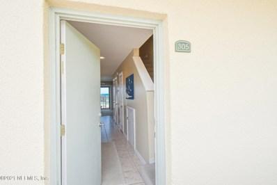 8550 A1A S UNIT 305, St Augustine, FL 32080 - #: 1122553
