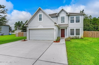 Callahan, FL home for sale located at 54537 Turning Leaf Dr, Callahan, FL 32011
