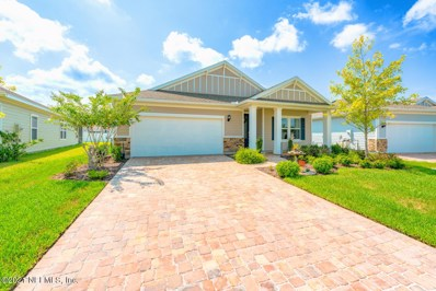 St Augustine, FL home for sale located at 377 Broomsedge Cir, St Augustine, FL 32095